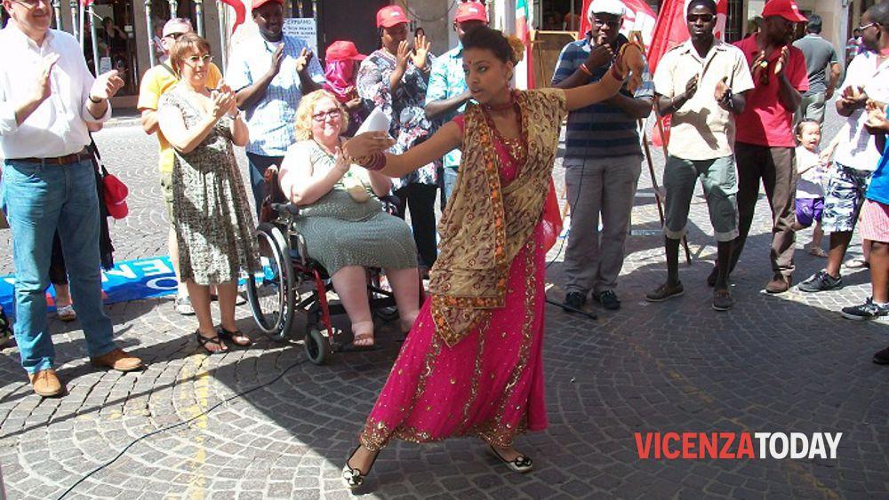 Tassa di soggiorno, manifestazione a Vicenza con la Cgil