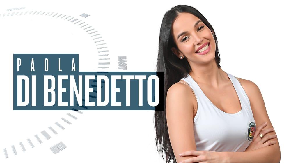 Isola Dei Famosi Chi E Paola Di Benedetto 1d8375d575ad