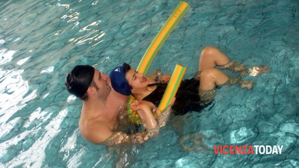 Disabili lavori alla piscina di via cultura del tesina a for Piscina arzignano