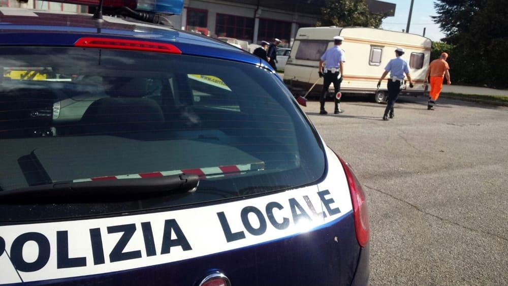 Schio e San Vito di Leguzzano, allontanate tre famiglie nomadi con ... - VicenzaToday