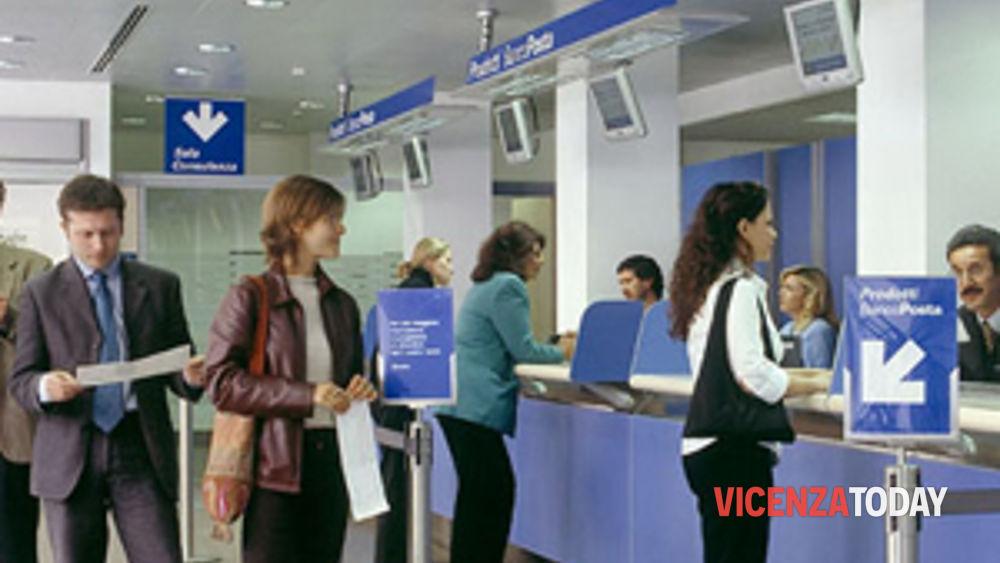 Ufficio Postale Mercato Nuovo Vicenza : Thiene in zona industriale un ufficio postale a disposizione di