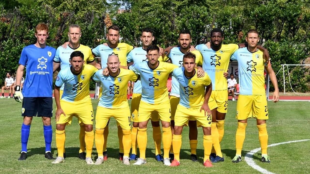 pleasant between Arzignano and Primavera de Padova Calcio