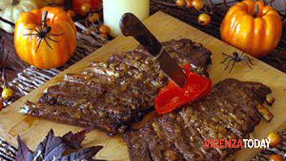 Secondi Piatti Di Carne Per Halloween.Cuore Trafitto Scream Ricette Secondi Halloween